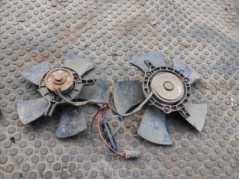 Вентилятор радиатора Geely Emgrand Ec7 FE1 JL4G15 2013 (б/у)