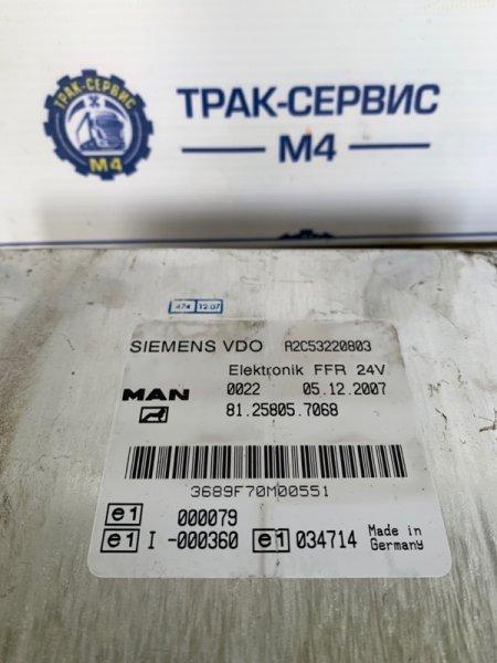 Блок электронный ffr Man Tga 2007 (б/у)