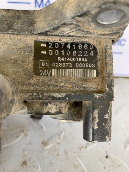 Клапан управления горным тормозом Man Tga 2007 (б/у)