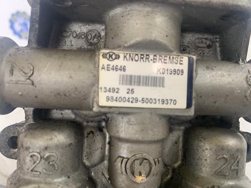 Клапан многоцикловой защиты Iveco Eurostar 2000 (б/у)