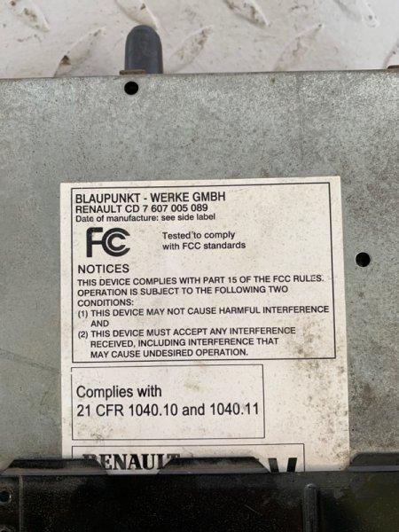 Магнитола Renault Magnum E-Tech 440