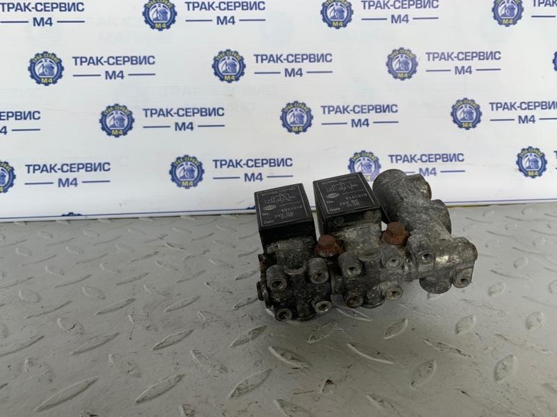 Клапан электромагнитный Scania R144 2001 (б/у)