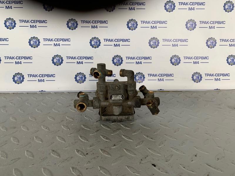 Кран защитный 4-х контурный Scania R144 2001 (б/у)