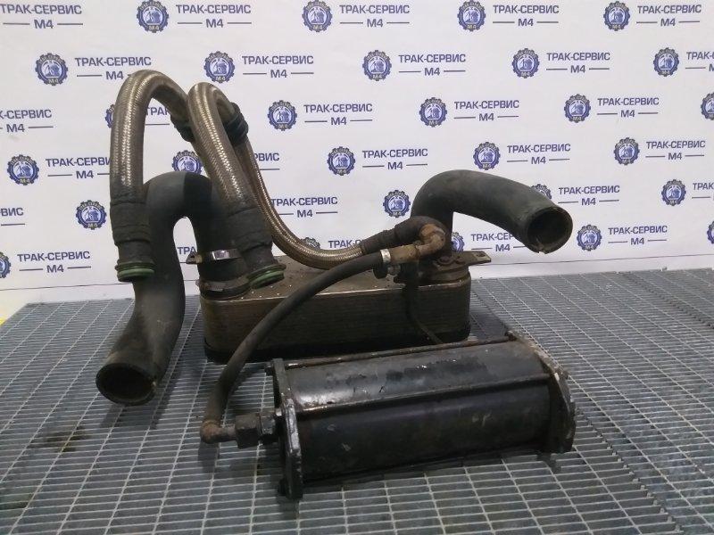 Охладитель масла ретарды Scania R144 2001 (б/у)