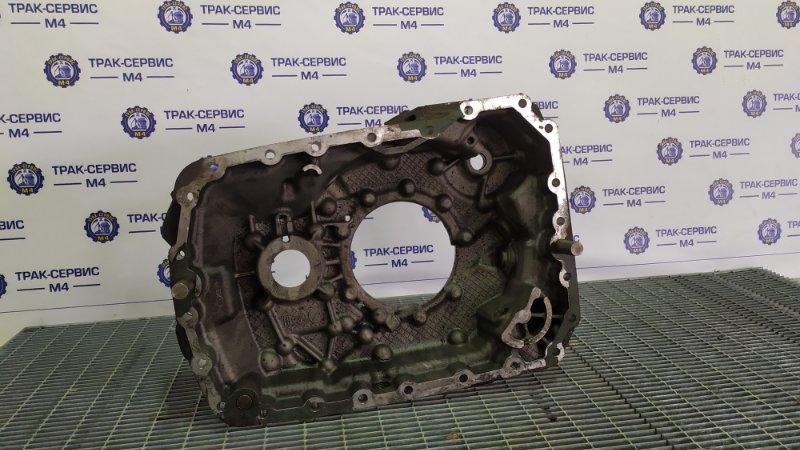 Крышка задняя кпп Renault Magnum (б/у)