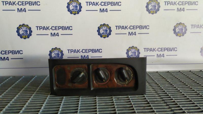 Блок управления печкой Renault Magnum E-Tech 440 MACK 2004 (б/у)