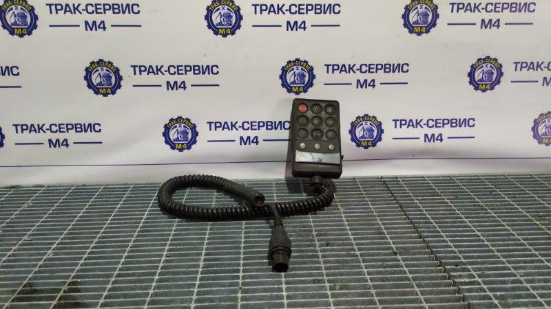 Пульт управления пневморессорами Renault Magnum E-Tech 440 MACK 2004 (б/у)