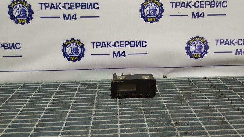 Пульт управления отопителем Renault Magnum E-Tech 440 MACK 2004 (б/у)