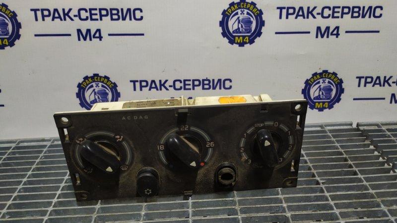 Блок управления отопителем Renault Magnum E-Tech 440 MACK 2004 (б/у)