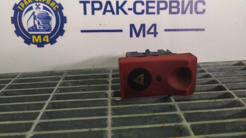 Кнопка аварийной сигнализации Renault Magnum (б/у)