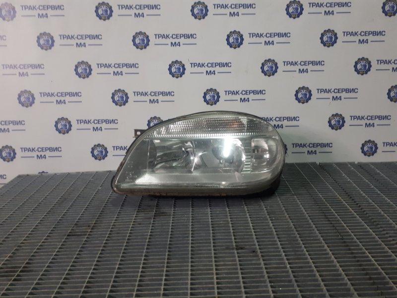 Фара головная Нива Chevrolet ВНЕДОРОЖНИК 1.7 2006 передняя правая (б/у)