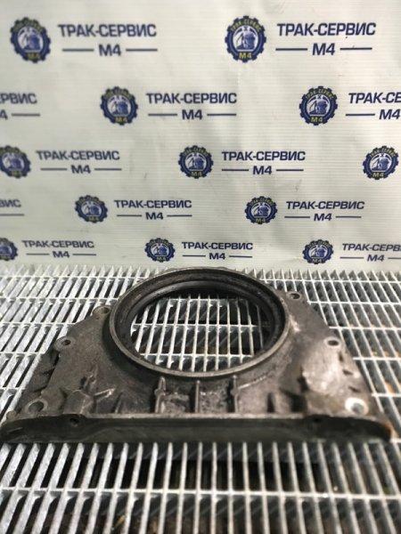 Крышка плиты двигателя d13 Iveco Eurostar 2000 (б/у)