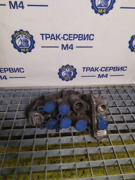 Кран 4-х контурный Renault Magnum E-Tech 440 MACK 2004 (б/у)
