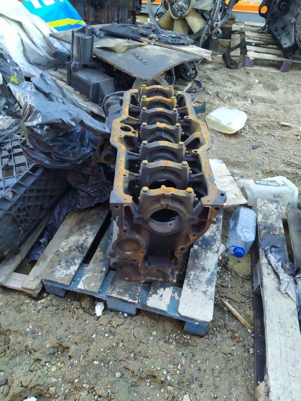 Блок двигателя Renault Magnum (б/у)