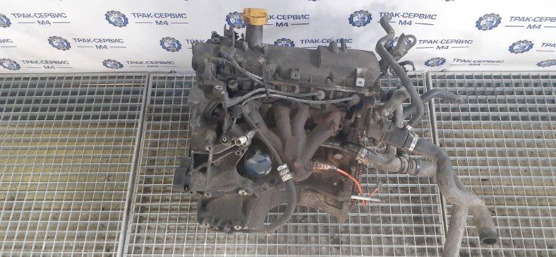 Двигатель Renault Logan 1 СЕДАН 2007 (б/у)
