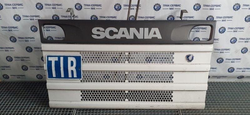 Капот Scania R144 2001 (б/у)