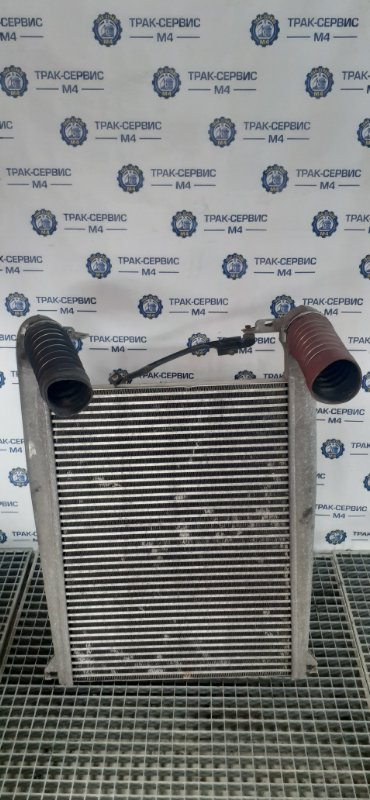 Радиатор воздуха интеркулер Renault Magnum Dxi 480 D12 480 VOLVO (б/у)