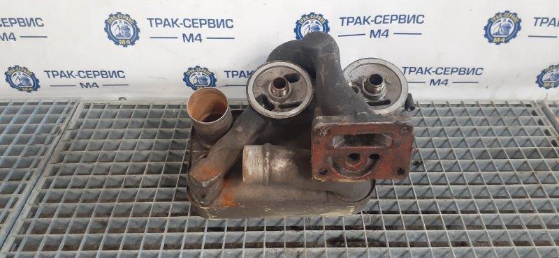 Корпус масляного фильтра (теплообменник) Renault Magnum E-Tech 440 MACK 2004 (б/у)