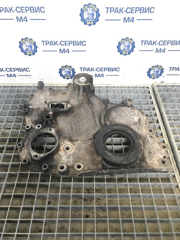 Крышка плиты двигателя Двс Magnum E-Tech 440 440 2003 (б/у)