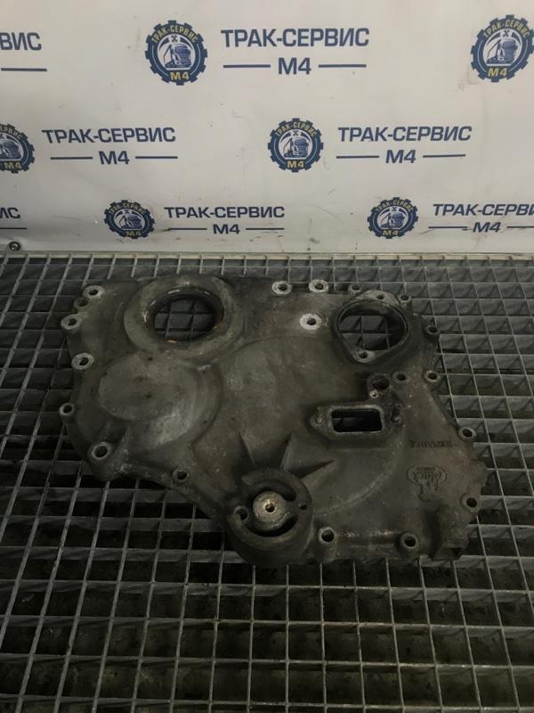 Крышка плиты двигателя Renault Magnum E-Tech 440 MACK 2004 (б/у)