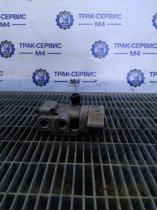Клапан электромагнитный тнвд Scania R144 2001 (б/у)