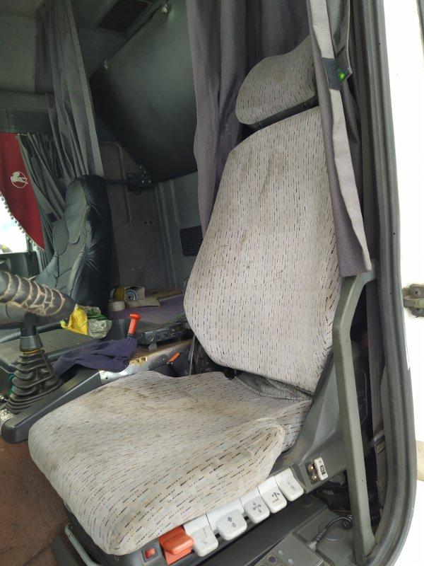 Водительское сиденье Iveco Eurotech 2000 (б/у)