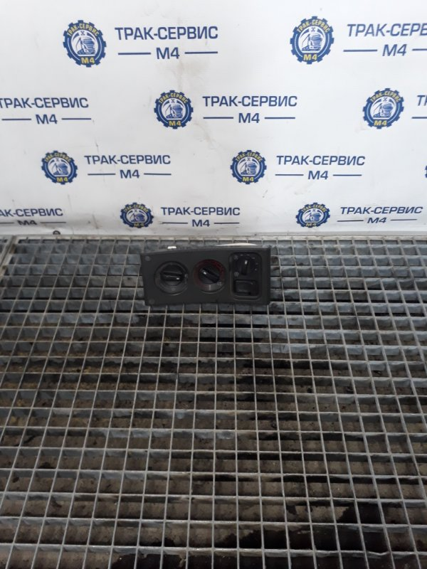 Блок управления отопителем Scania R144 2001 (б/у)