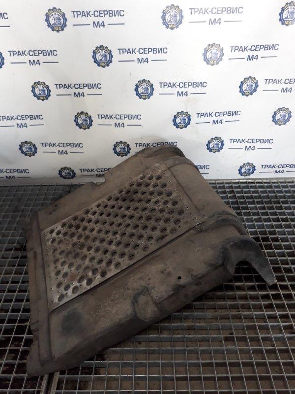 Крышка аккумуляторного ящика Renault Magnum (б/у)