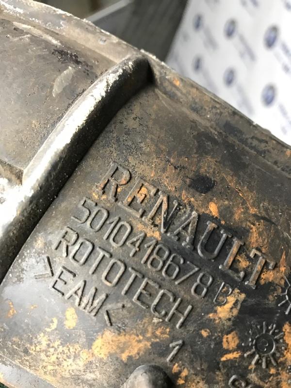 Патрубок воздушного фильтра Renault Magnum (б/у)