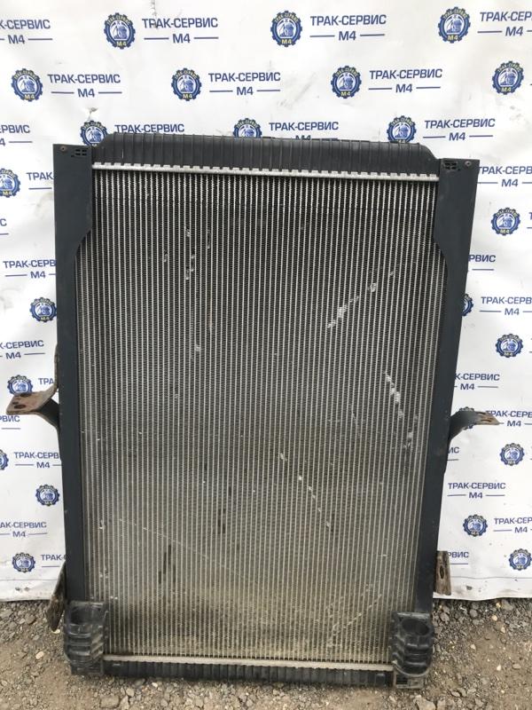 Радиатор охлаждения основной Renault Premium DCI 420 (б/у)