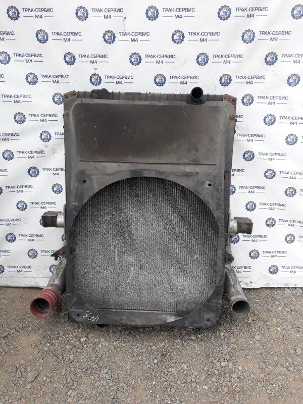 Радиатор Renault Magnum (б/у)