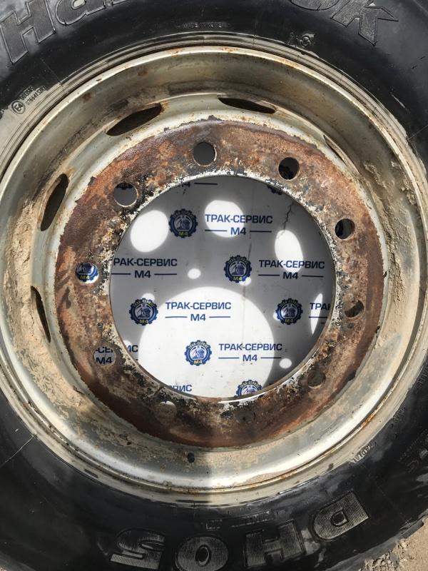 Диск колесный литой Renault Magnum (б/у)