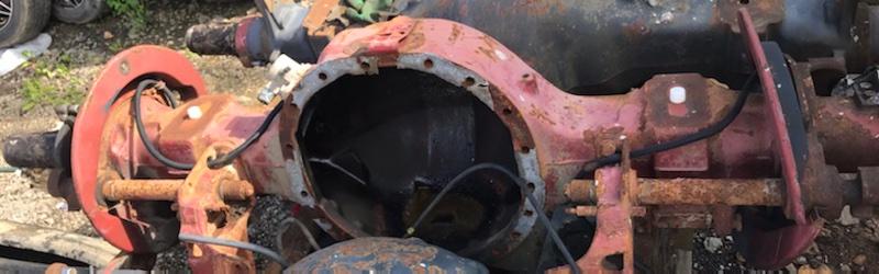 Чулок моста Renault Magnum Dxi 480 D12 480 VOLVO (б/у)