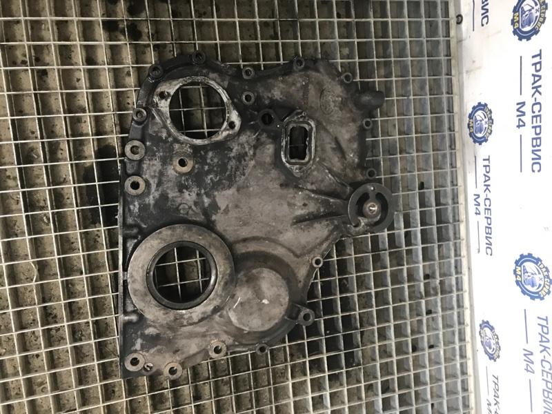 Крышка плиты двигателя Renault Magnum (б/у)