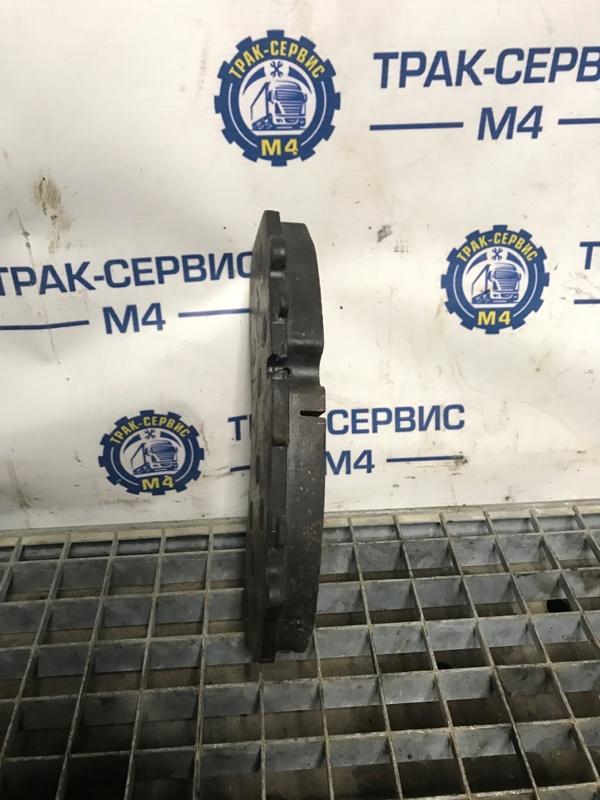 Колодка тормозная Renault Magnum (б/у)