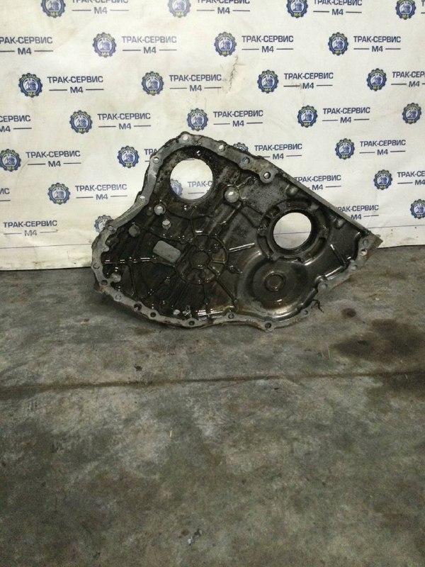 Крышка плиты двигателя Renault Magnum E-Tech 440 (б/у)