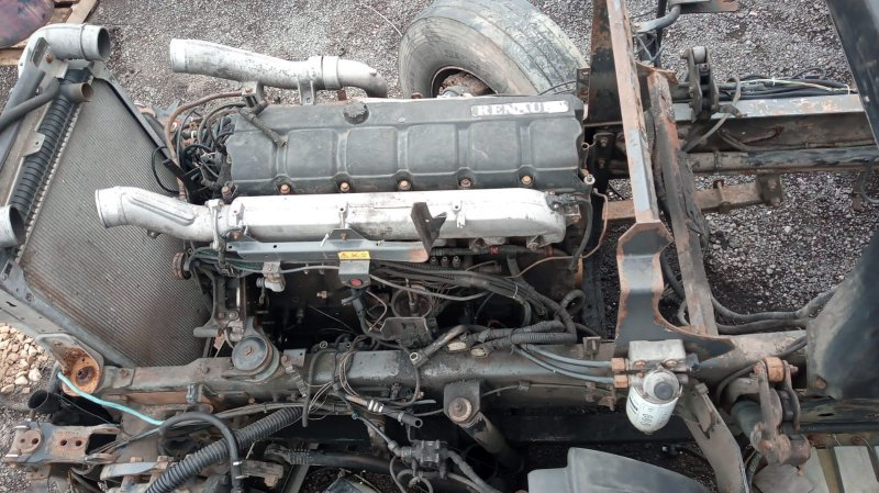Двигатель Renault Premium (б/у)