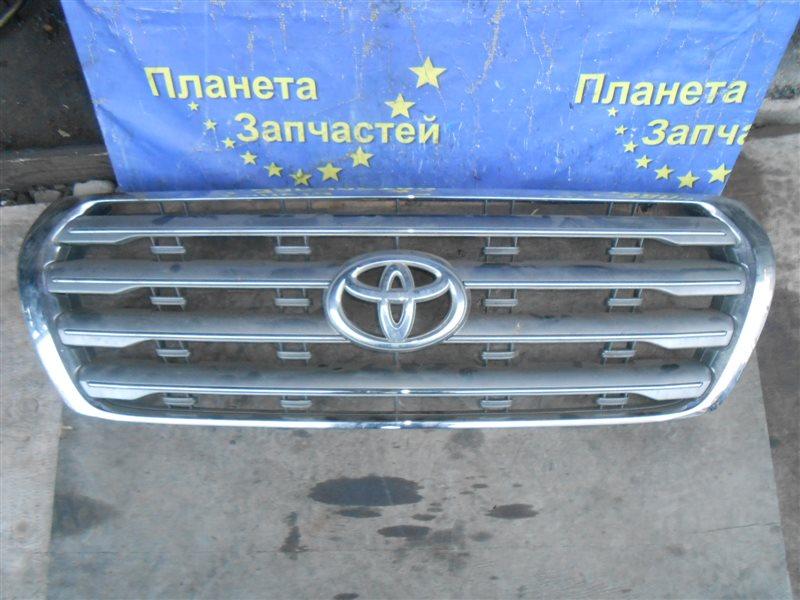 Решетка радиатора Toyota Land Cruiser URJ200 (б/у)
