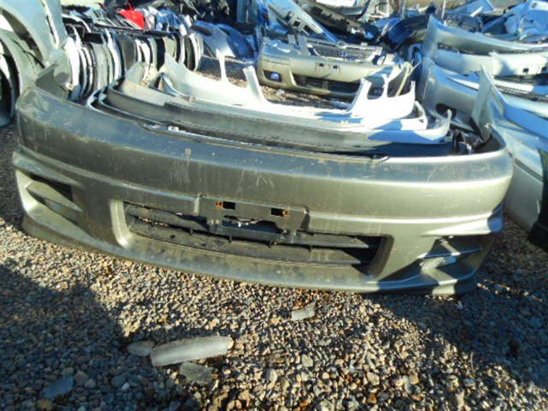 Бампер Toyota Grand Hiace KCH16 передний (б/у)