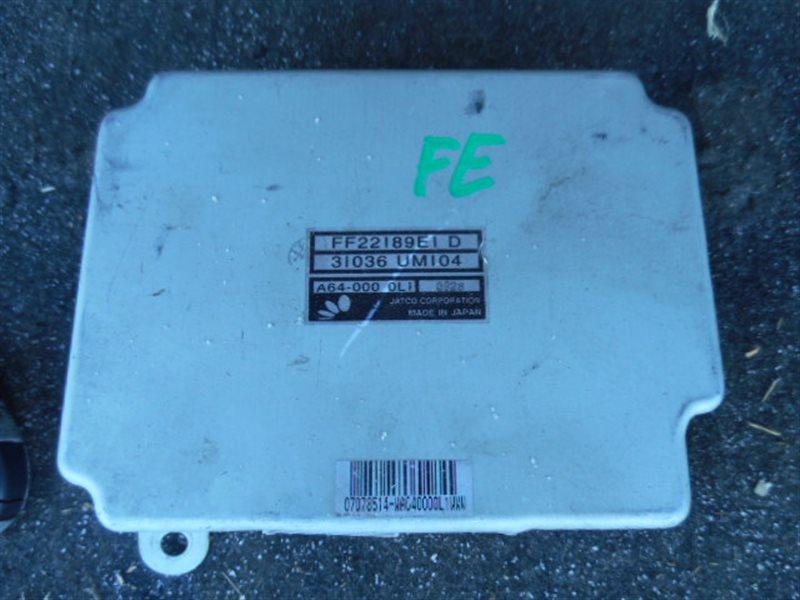 Блок управления акпп Mazda Bongo Friendee SGEW FE (б/у)