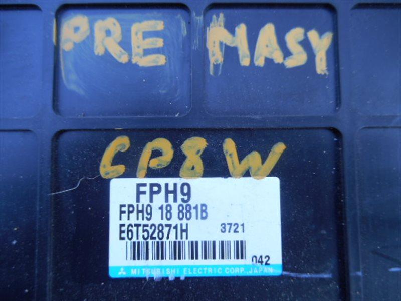 Блок efi Mazda Premacy CP8W FP (б/у)