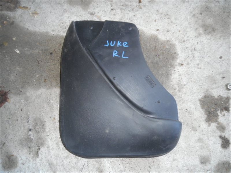 Брызговик Nissan Juke F15 задний левый (б/у)