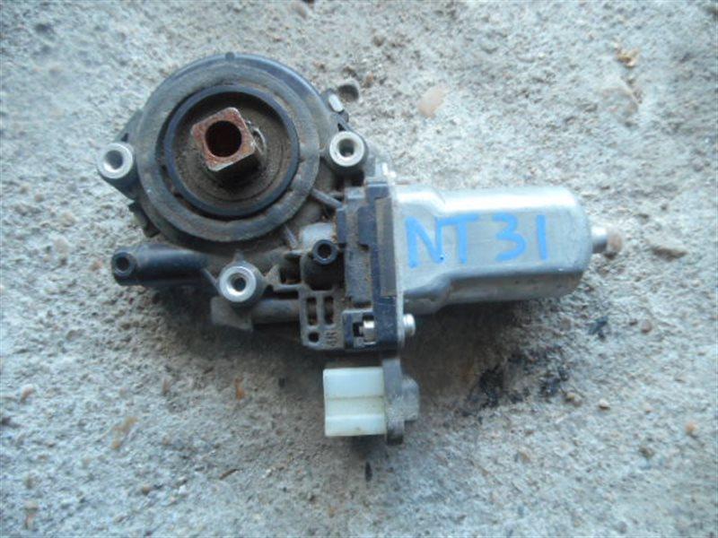 Мотор стеклоподъемника Nissan X-Trail NT31 (б/у)