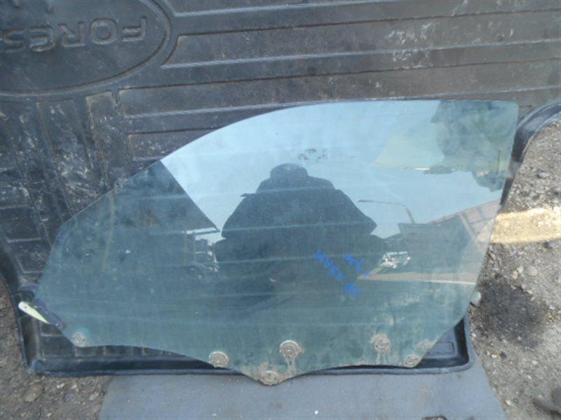 Стекло двери Toyota Markii JZX90 переднее левое (б/у)