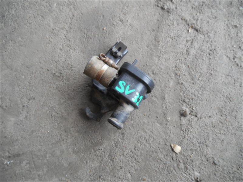 Кран печки Toyota Camry SV32 (б/у)