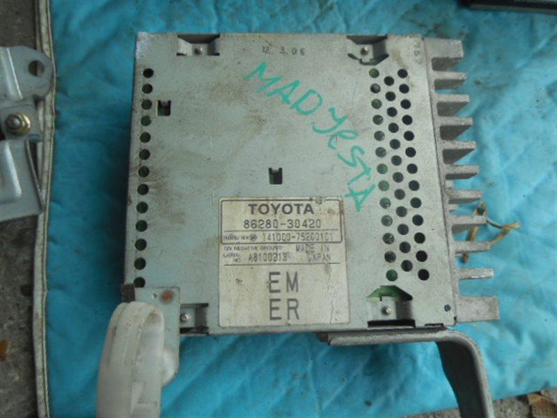 Усилитель магнитофона Toyota Crown Majesta JZS179 (б/у)