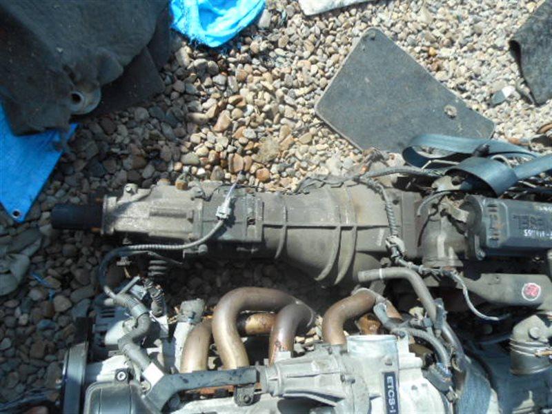 Мкпп Mazda Bongo SSF8WF RF (б/у)