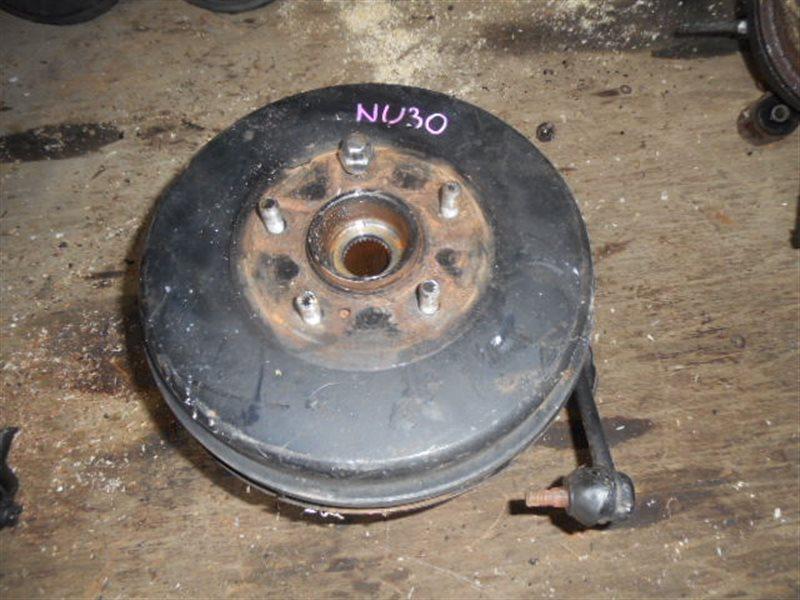 Ступица Nissan Presage NU30 задняя левая (б/у)