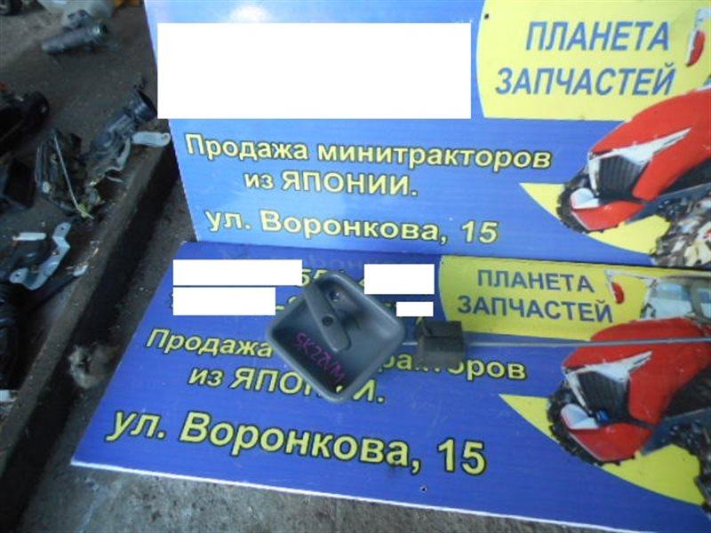 Ручка двери Nissan Vanette SK22VN задняя левая (б/у)
