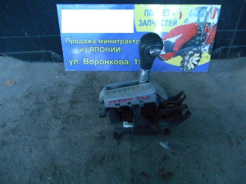 Селектор акпп Toyota Premio ZZT240 1ZZ (б/у)